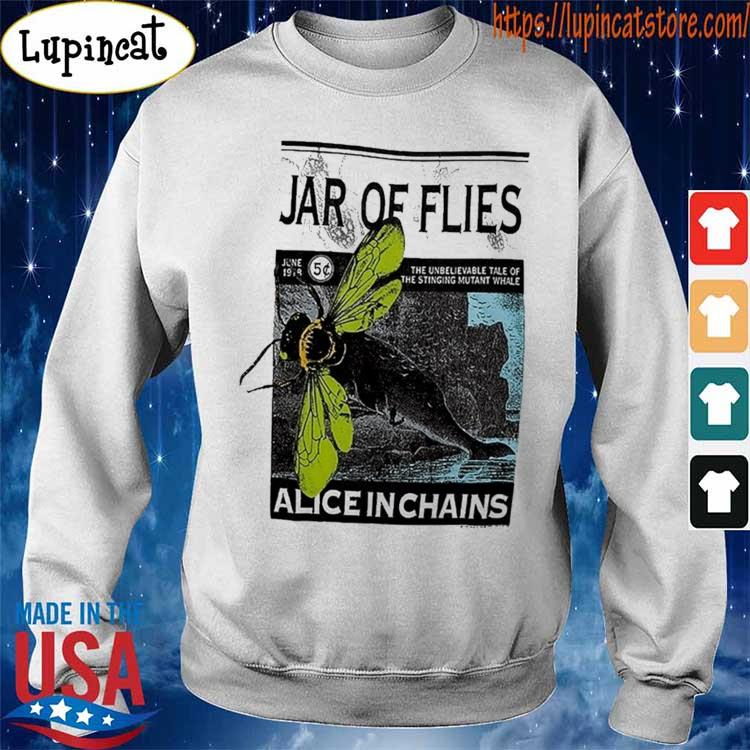 Vintage Alice In Chains Jar of Flies Concert tour 1994 T-Shirt Sweatshirt