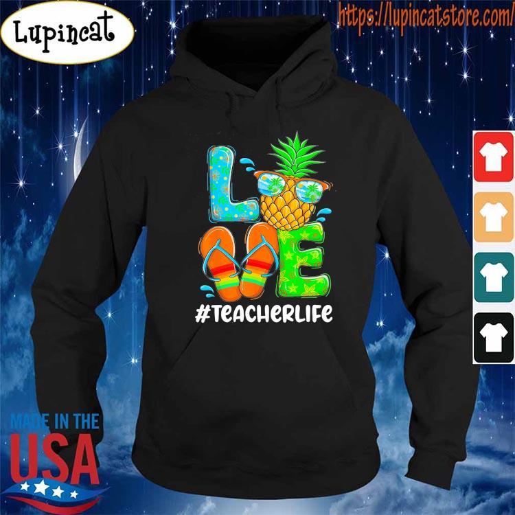 Love Summer #Teacher Life shirt