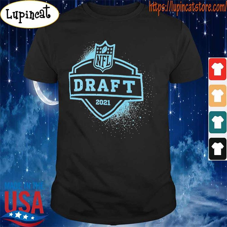 Official Youth 2021 NFL Draft T-Shirt Shirt