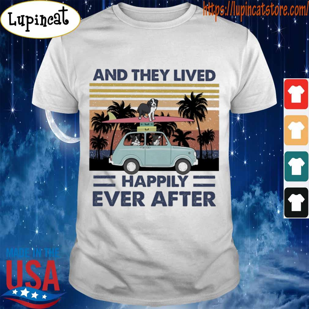 And they lived happily ever after vintage shirt