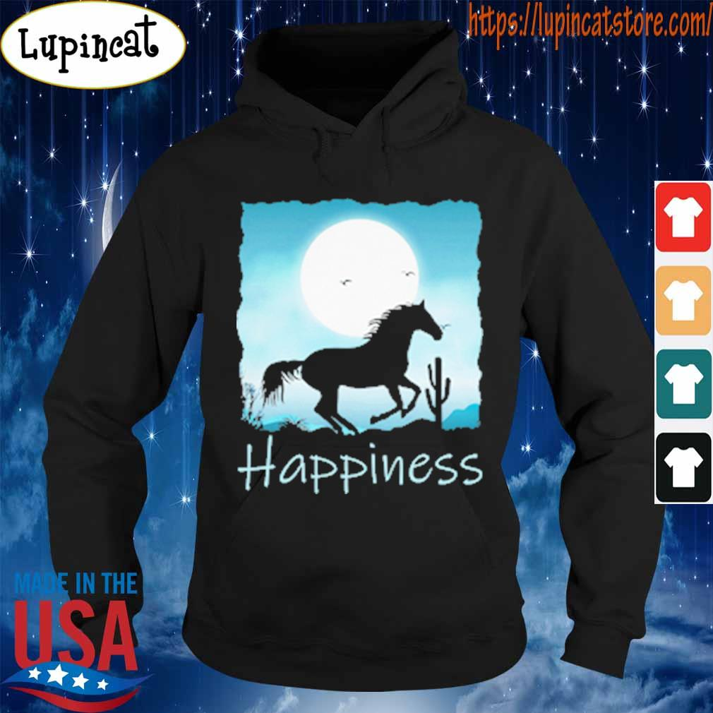 Horse moon Happiness s Hoodie
