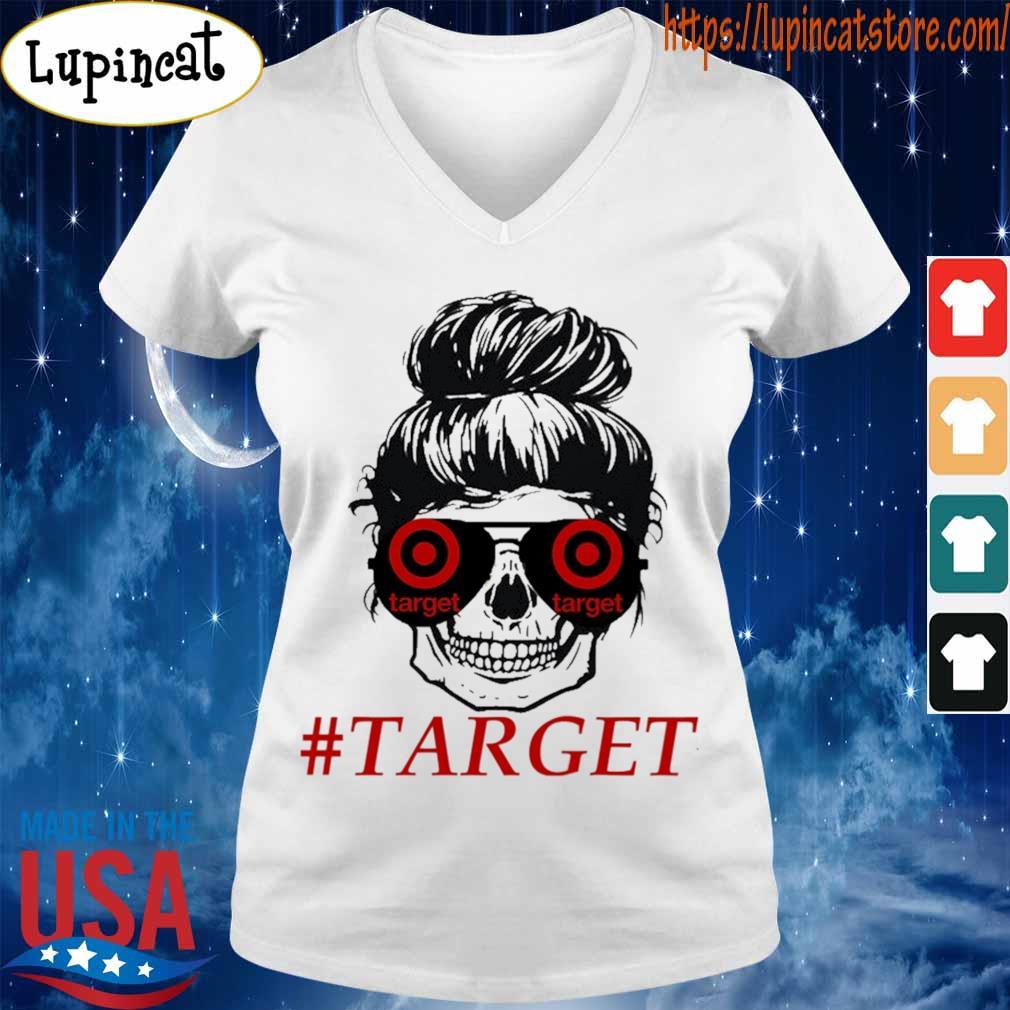 Mom life skull #Target s V-neck