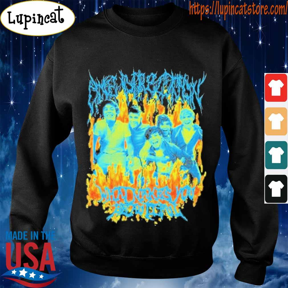 One Direction what makes you beautiful s Sweatshirt