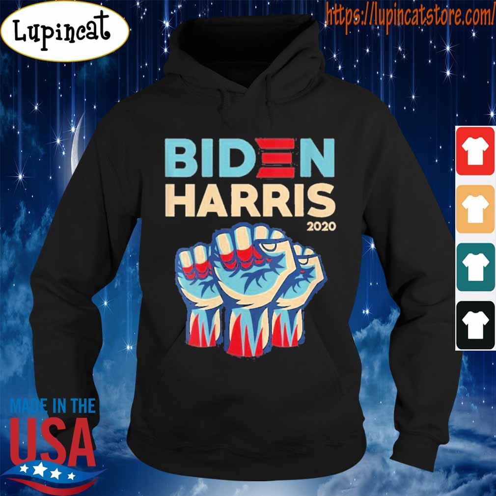 Biden Harris 2020 Strong Hand Shirt Hoodie