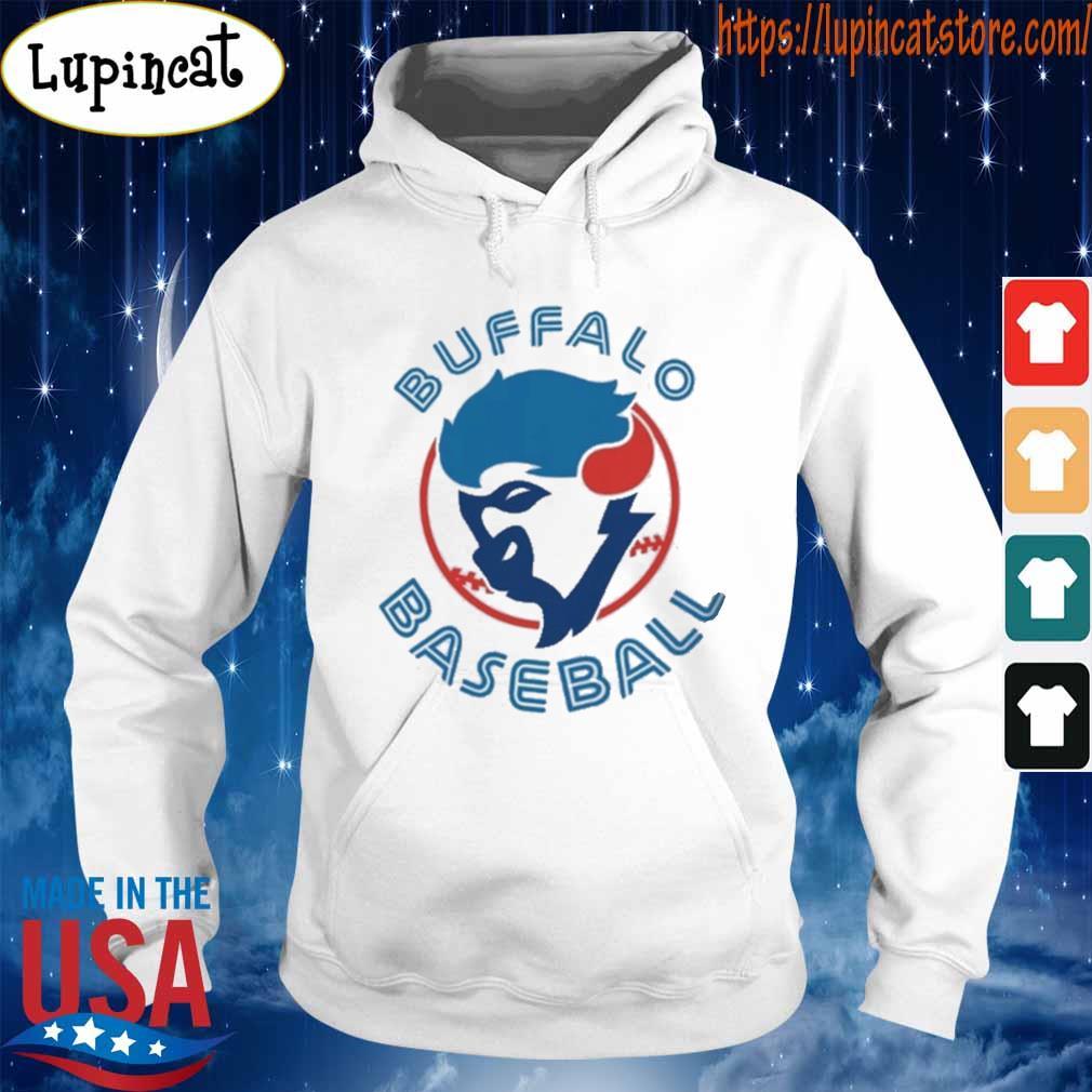 Buffalo baseball logo s Hoodie