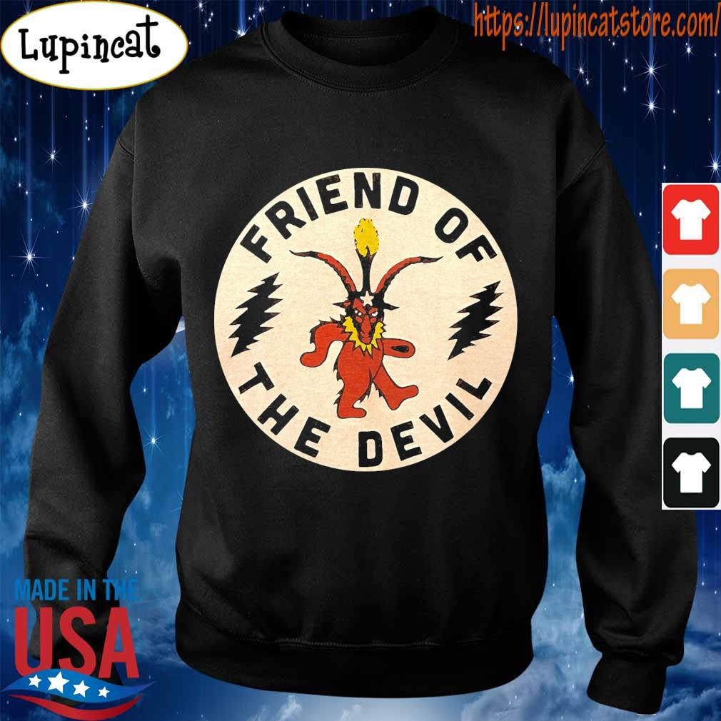 Grateful Dead Friend Of The Devil s Sweatshirt