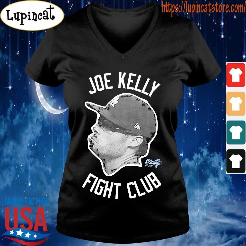 Joe Kelly fight club s V-neck