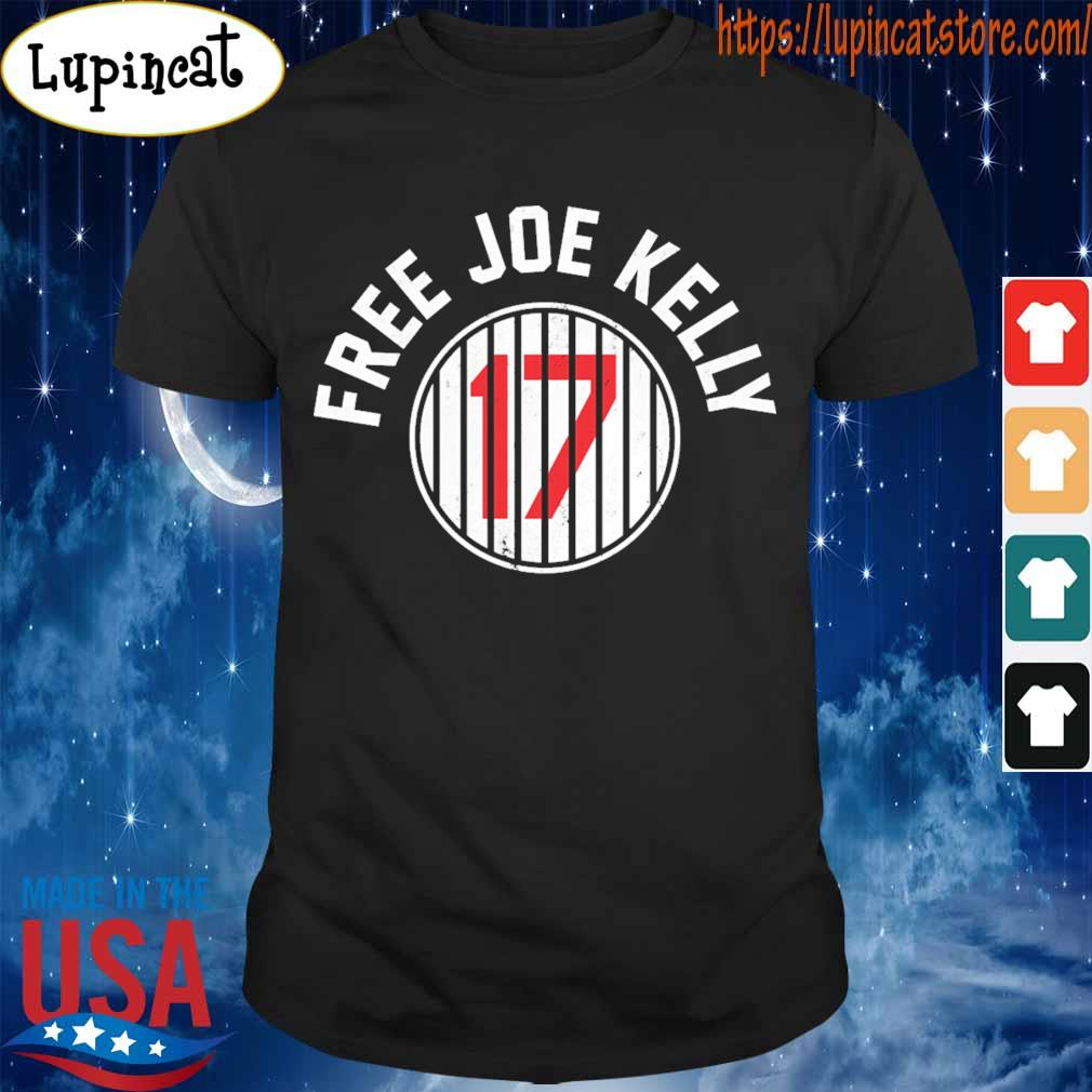 Los Angeles Dodgers 17 Free Joe Kelly shirt