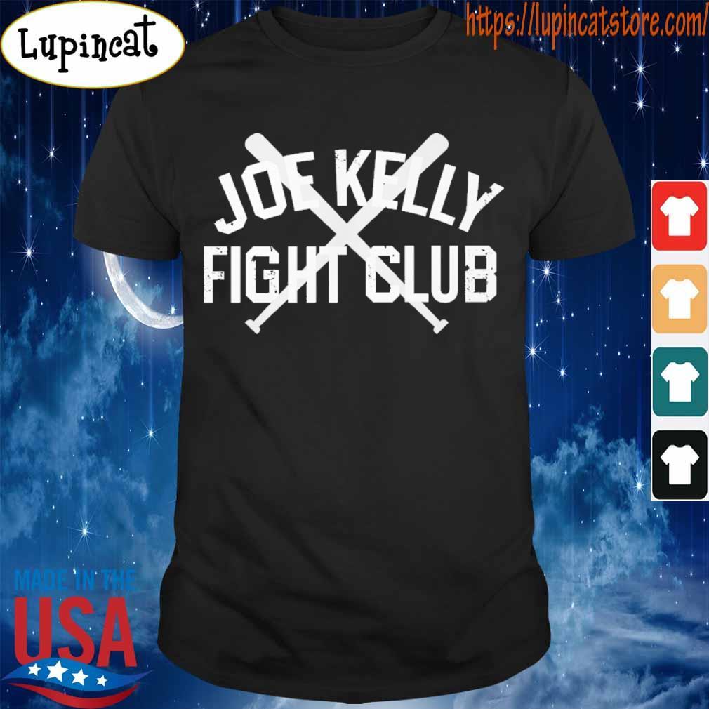 Official Joe Kelly fight club shirt