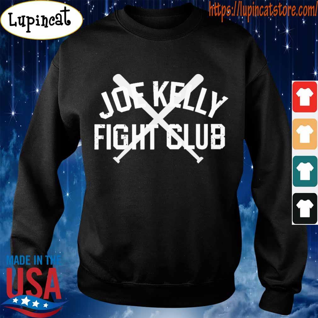 Official Joe Kelly fight club s Sweatshirt