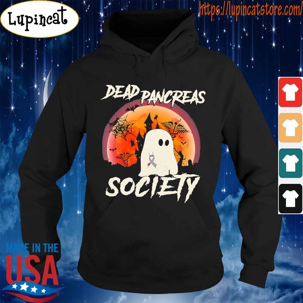 Ghost Nurse Dead pancreas society Halloween s Hoodie