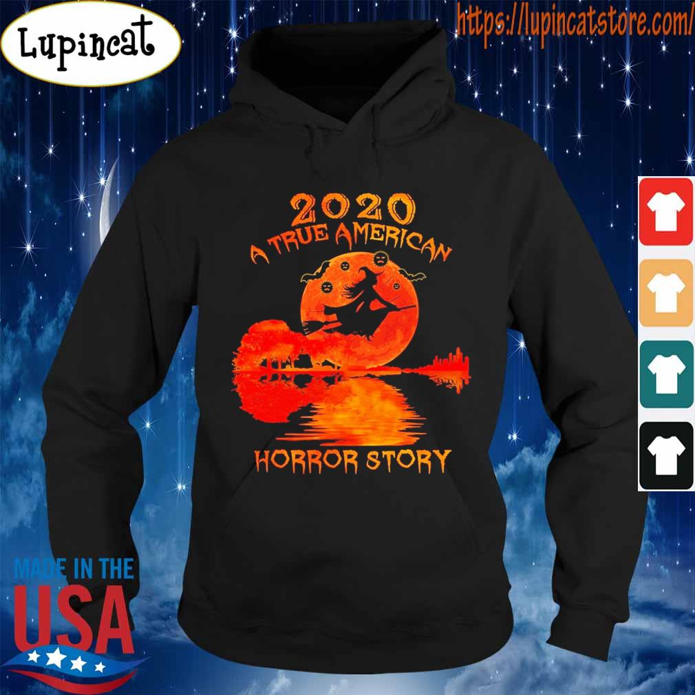 Guitar Witch Girl 2020 a true American Horror story Halloween s Hoodie
