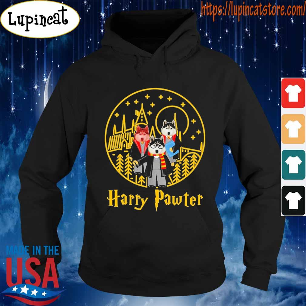 Huskies Harry Pawter Halloween s Hoodie