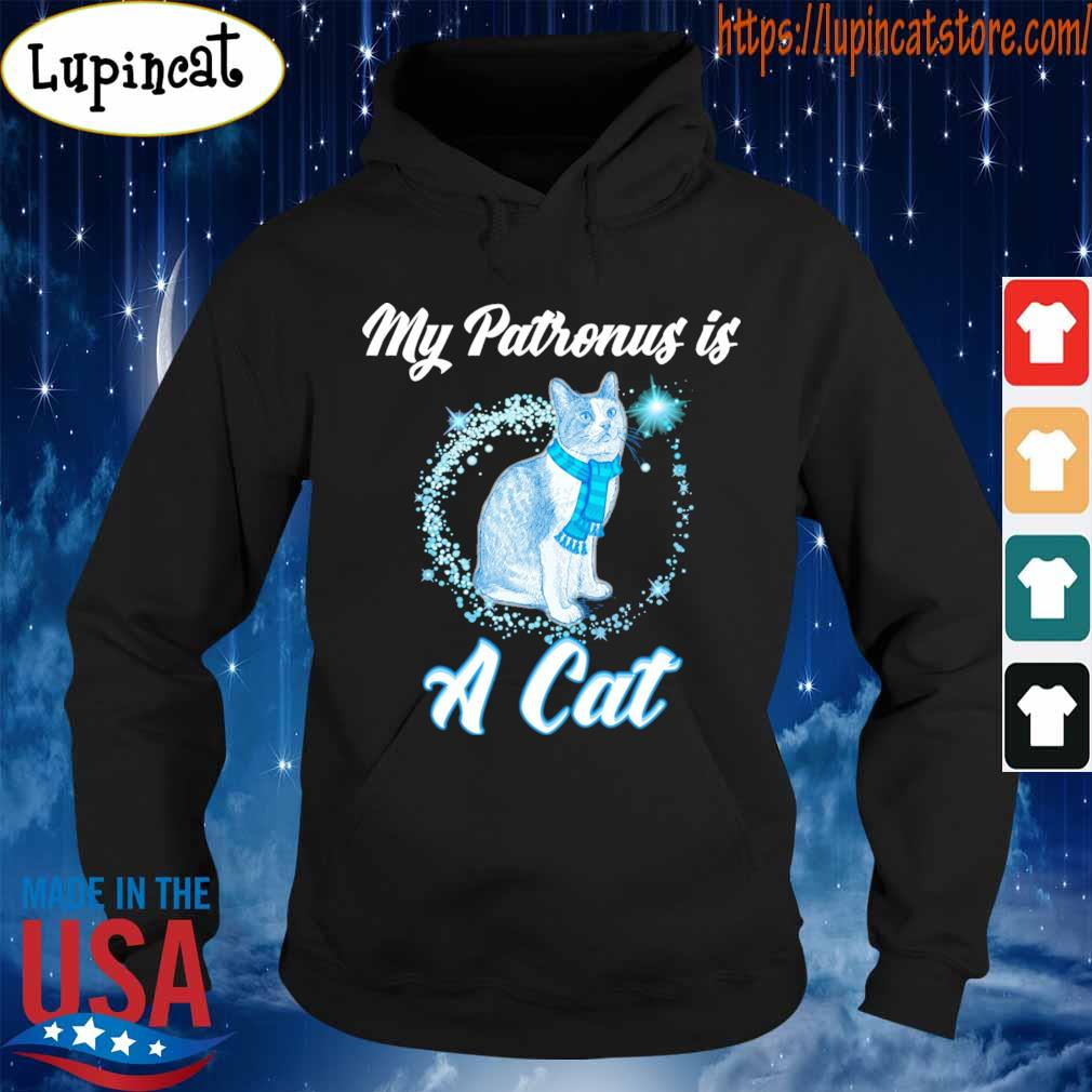 My Patronus is A Cat s Hoodie