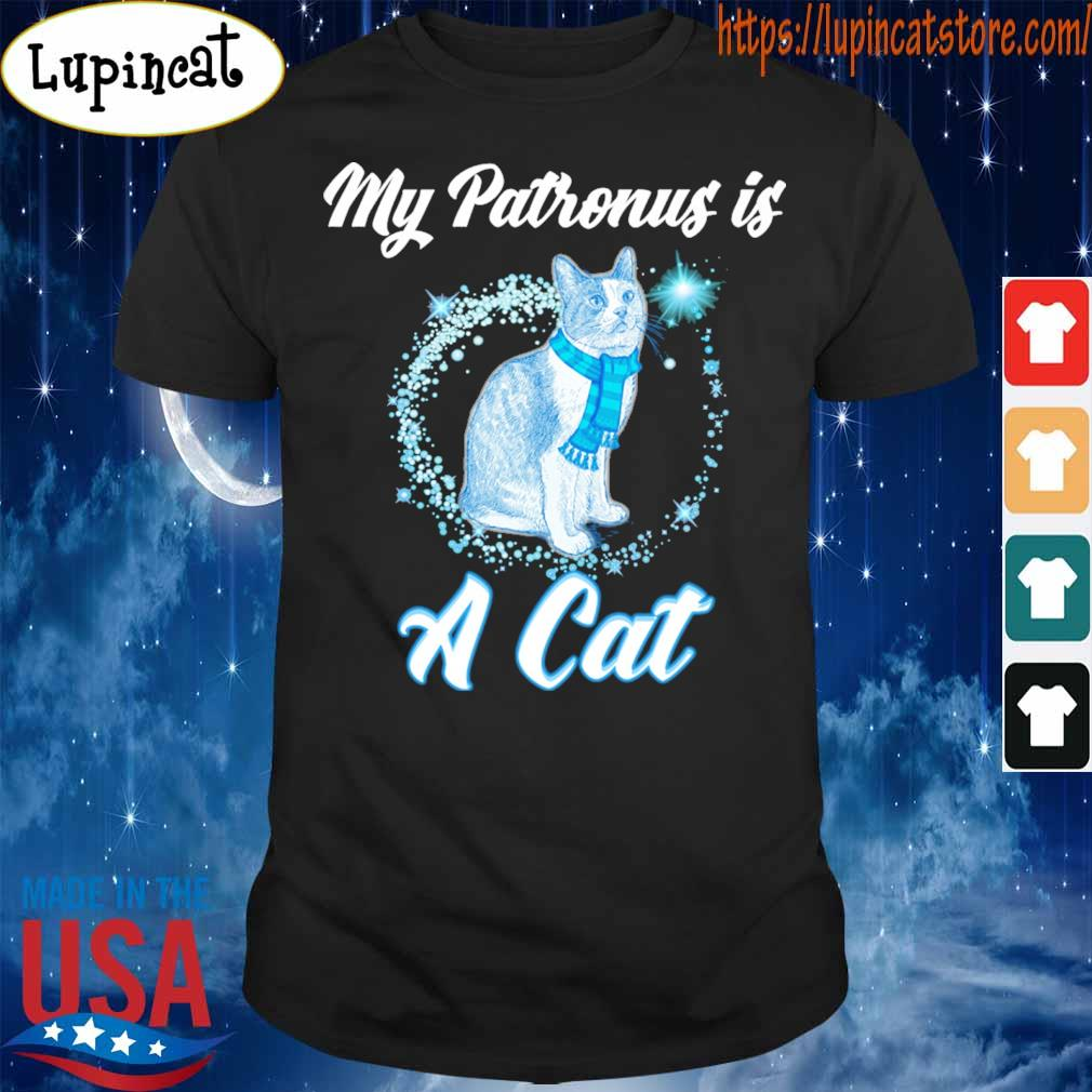My Patronus is A Cat shirt