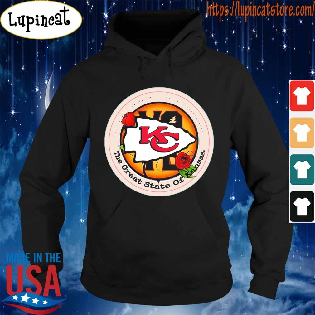 Vote the great State of Kansas City Chiefs s Hoodie