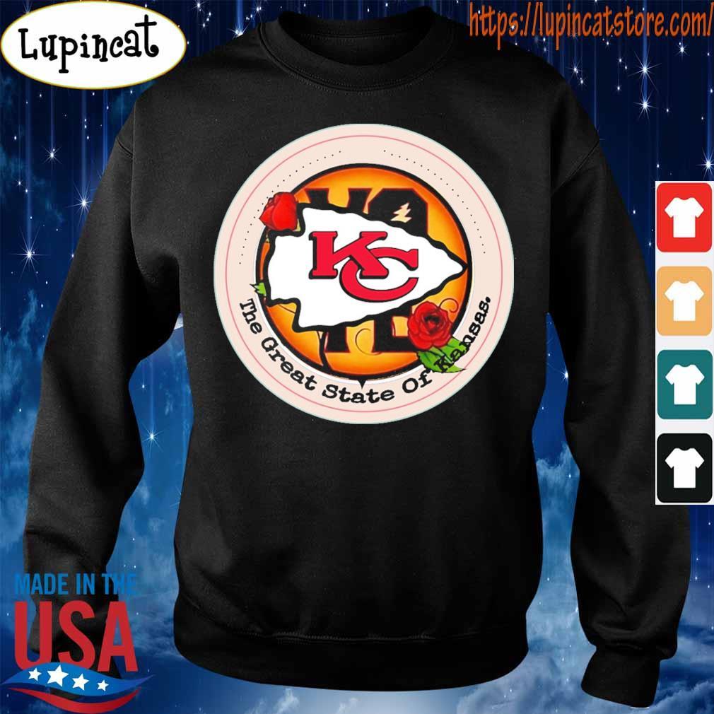 Vote the great State of Kansas City Chiefs s Sweatshirt