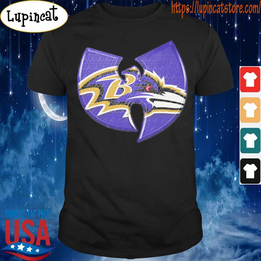Wu tang Baltimore Ravens shirt