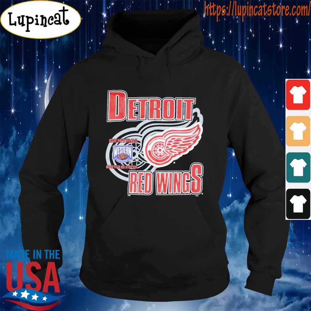 Central Division Detroit Red Wings s Hoodie