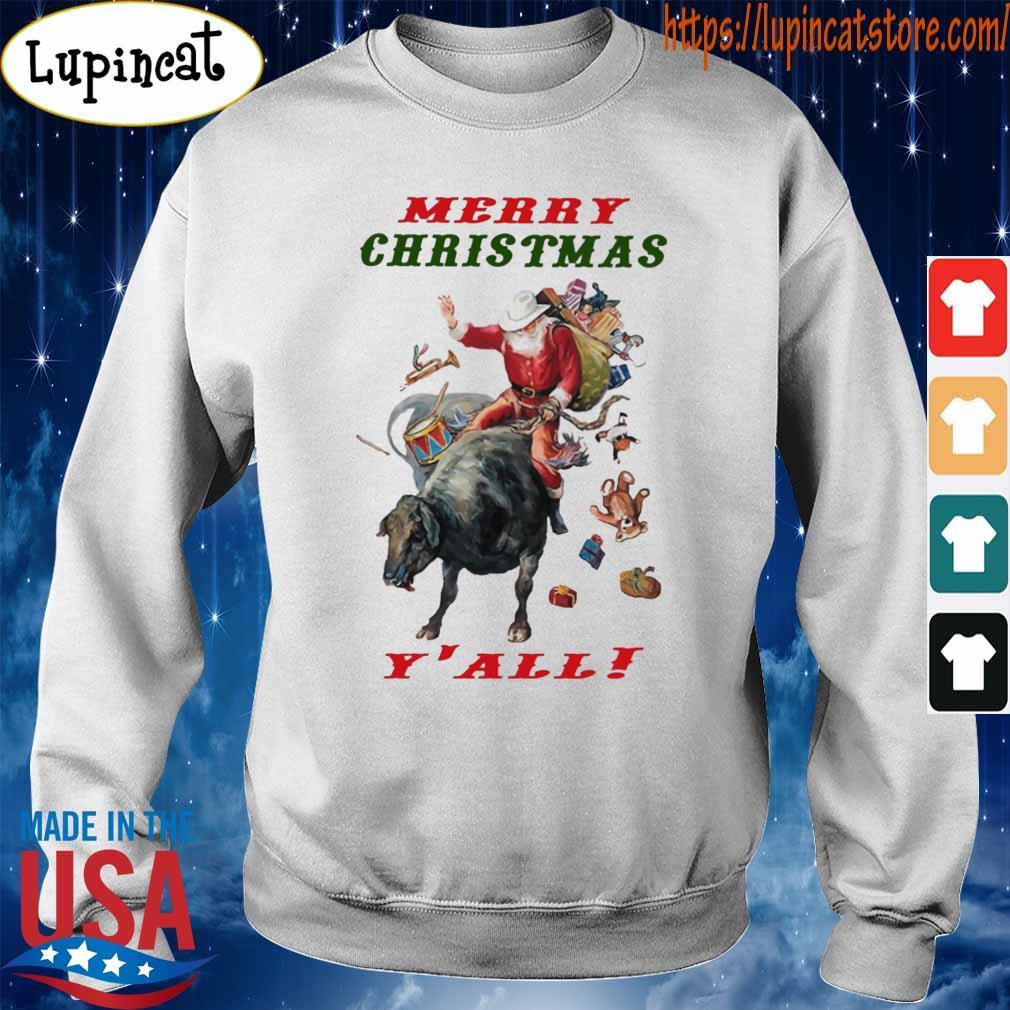 Cowboys mensagens de natal country s Sweatshirt