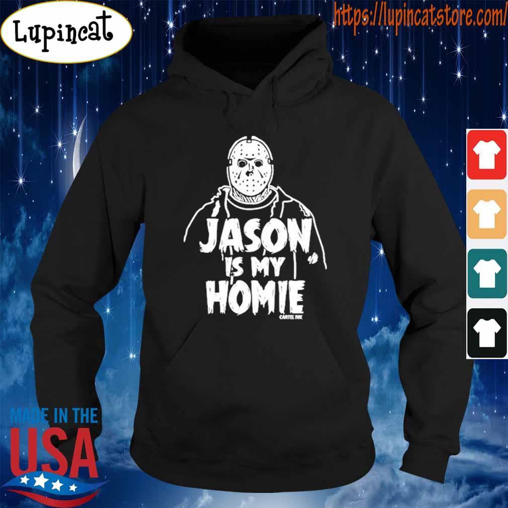 Jason is My home s Hoodie