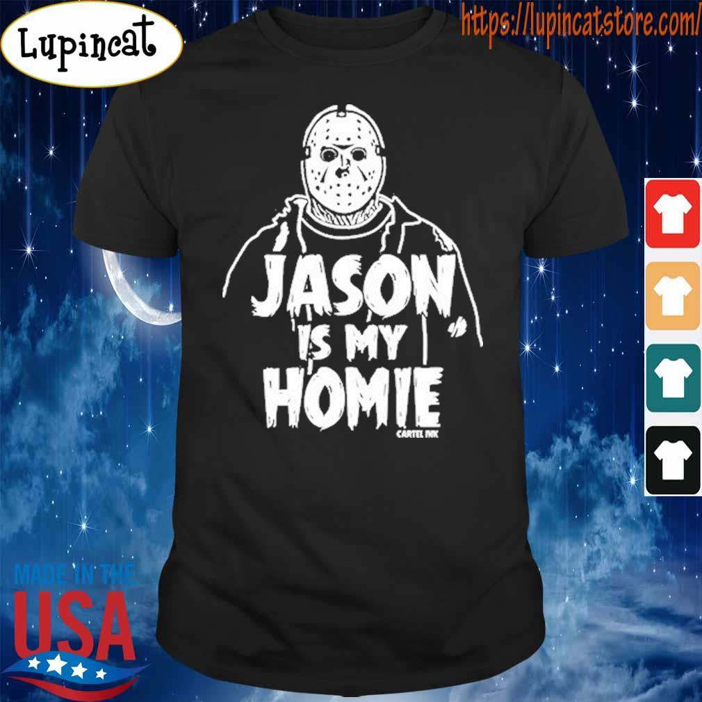 Jason is My home shirt