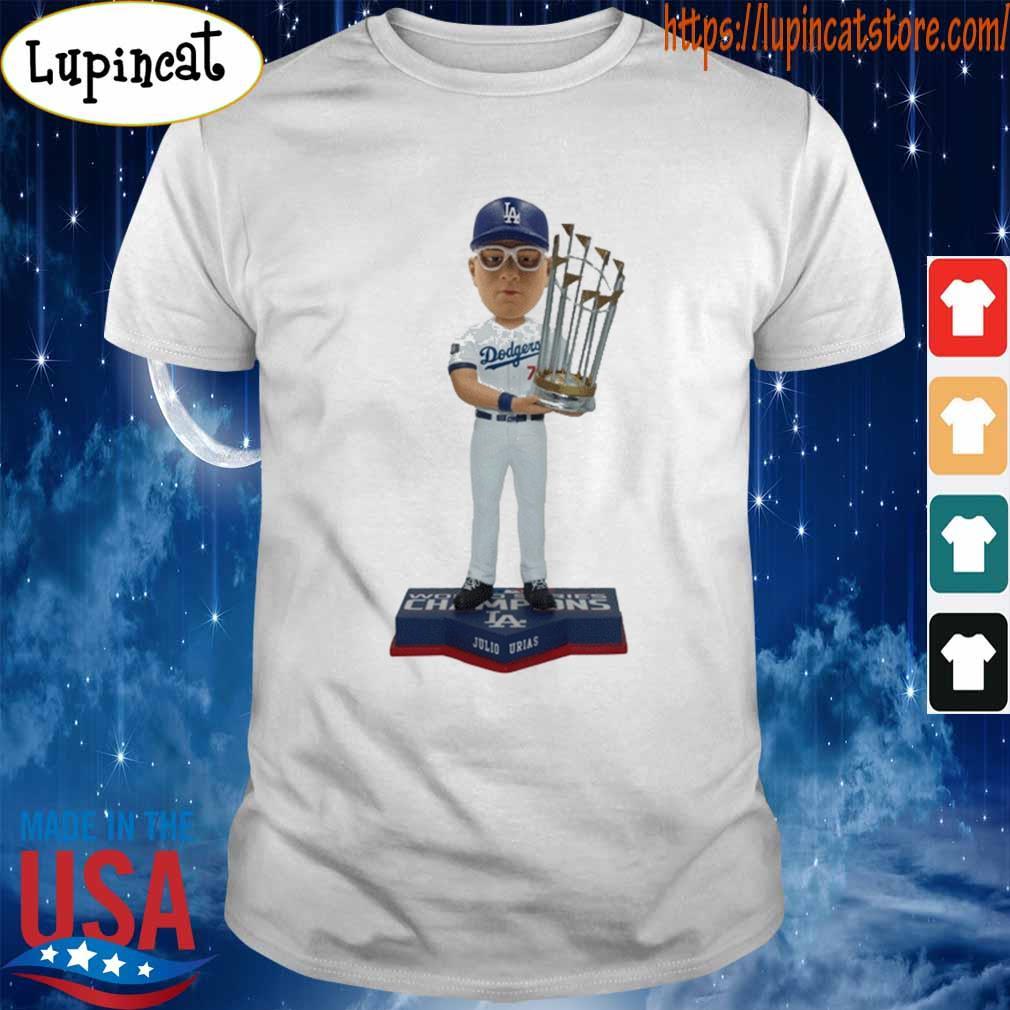 Juilo Urias Los Angeles Dodgers 2020 World Series Champions shirt