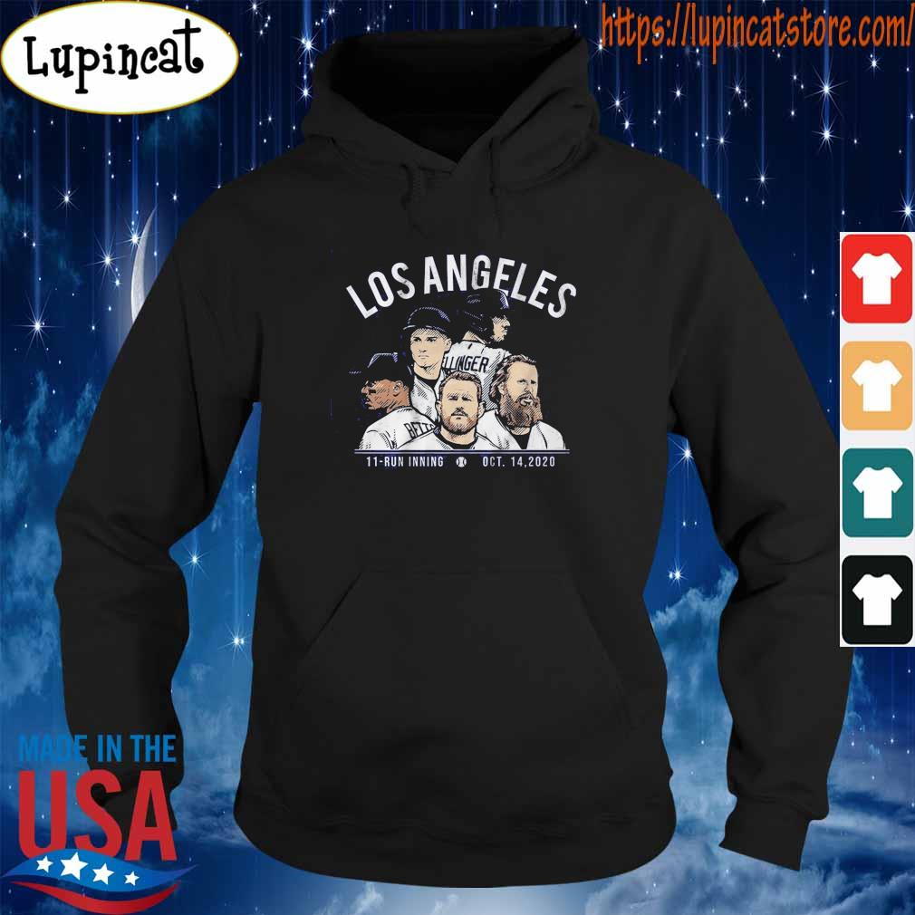 Los Angeles Dodgers 11 Run Inning Oct 14 2020 s Hoodie