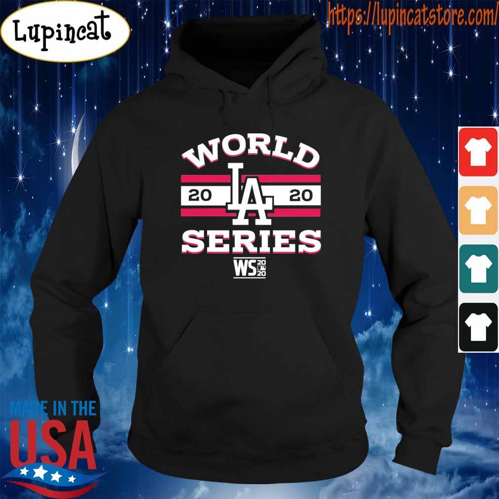 MLB Los Angeles Dodgers world Series 2020 s Hoodie