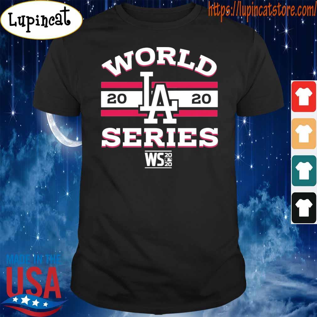 MLB Los Angeles Dodgers world Series 2020 shirt