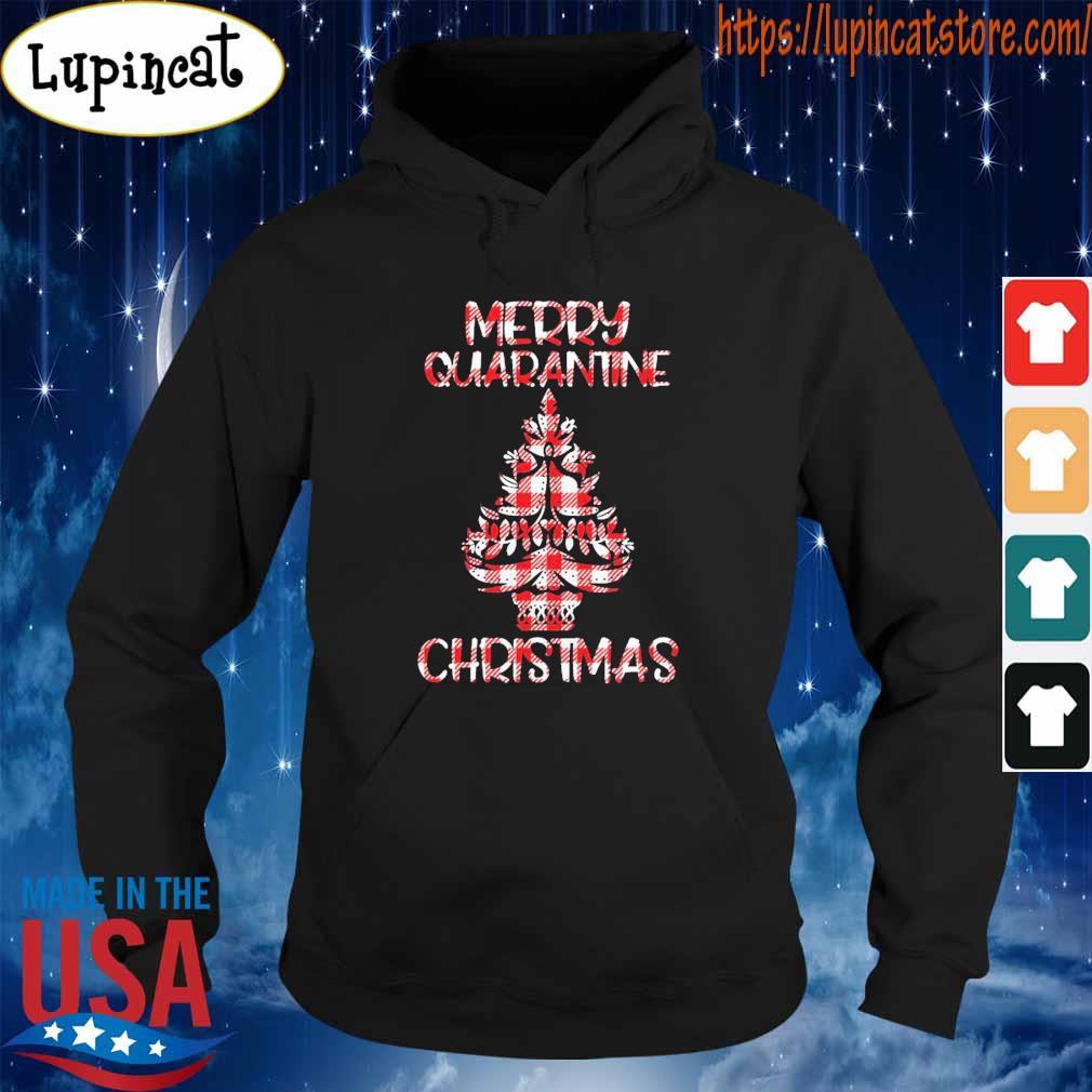 Official Merry Quarantine Christmas s Hoodie