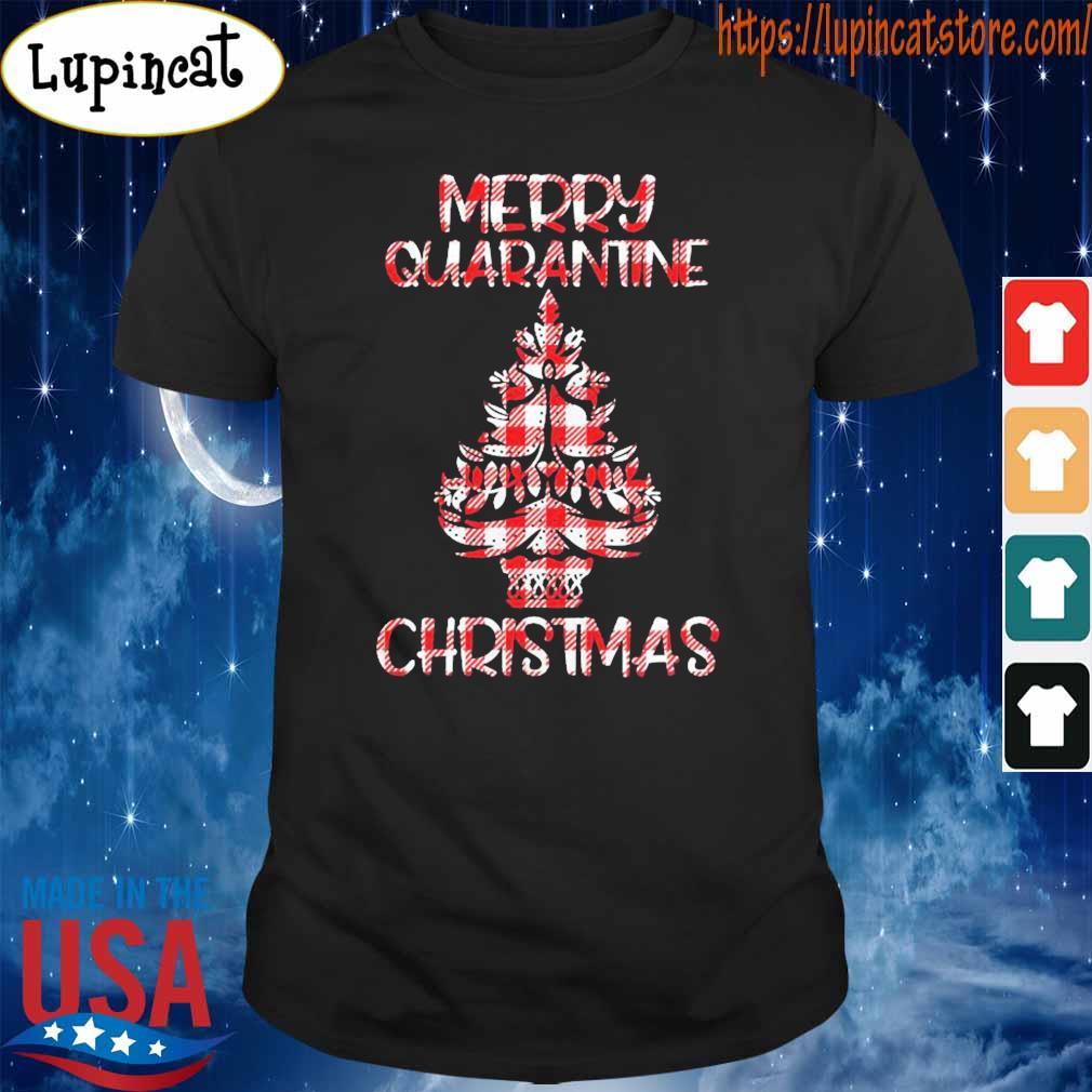 Official Merry Quarantine Christmas shirt