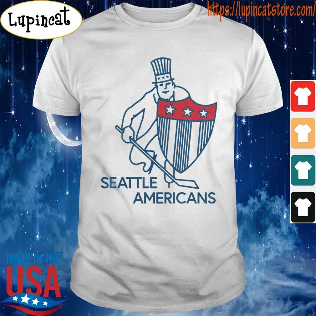 Seattle Americans Hockey Shirt