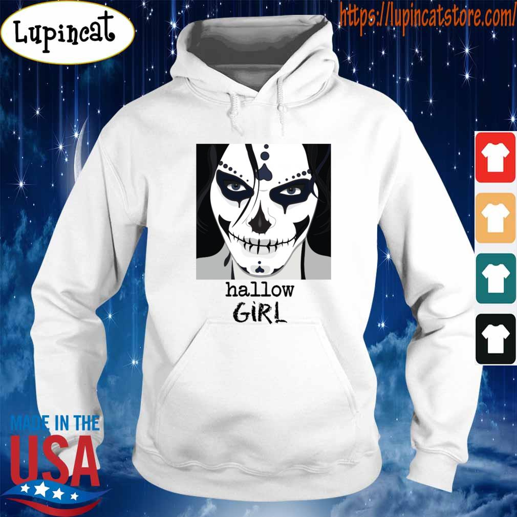 Sugar Skull Hallow Girl Halloween s Hoodie