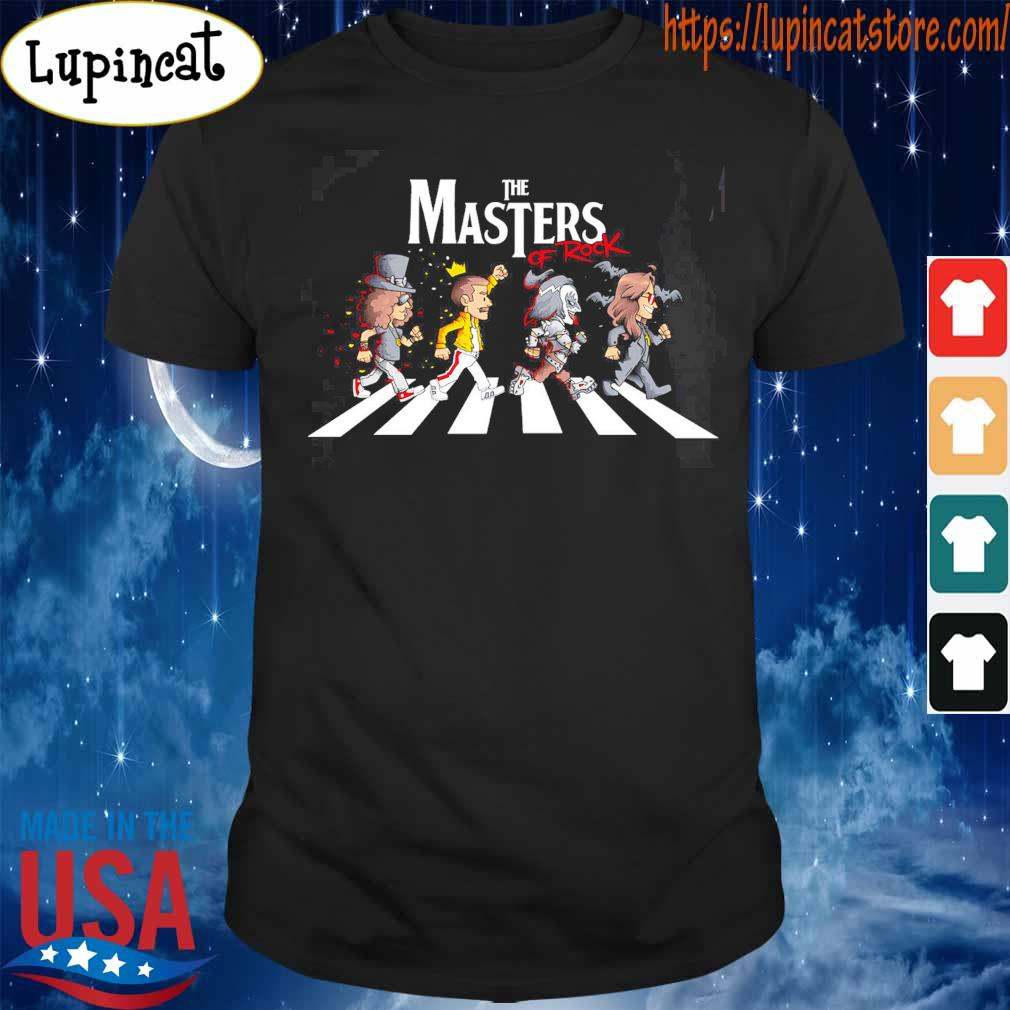 The Masters of Rock road shirt