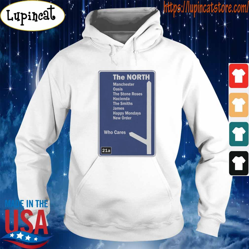 The North Manchester Music Motorway Sign s Hoodie