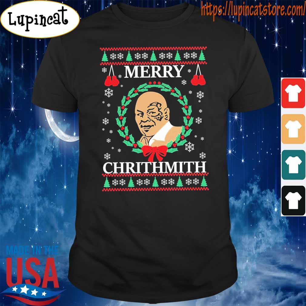 Ugly Christmas Merry Chrithmith shirt