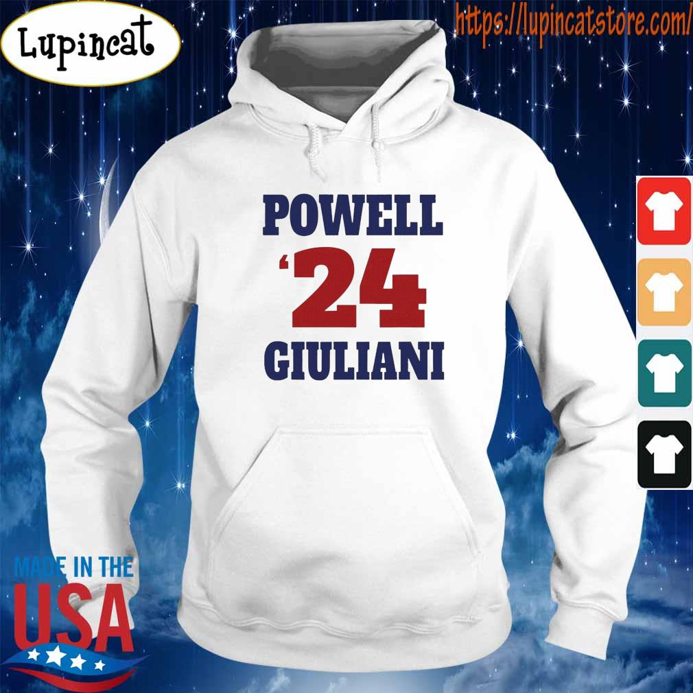 Powell 24 Giuliani s Hoodie