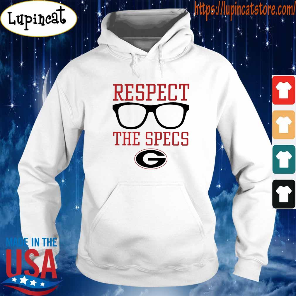 Respect the specs Green Bay Packers s Hoodie