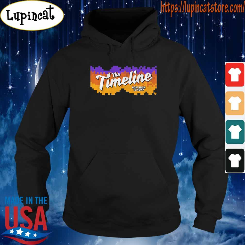 The Timeline How Soon Is Now Shirt Hoodie