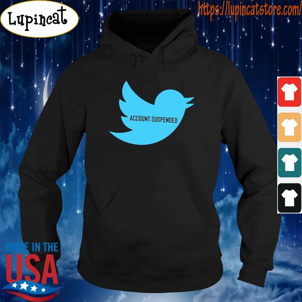 #AccountSuspended Donald Trump Twitter Account Suspended s Hoodie