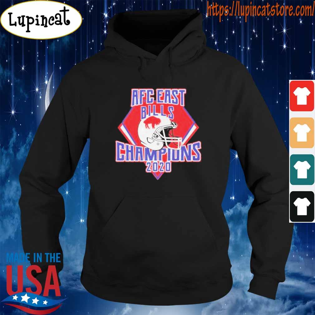 Buffalo Bills AFC East Champions 2020 Pullover s Hoodie