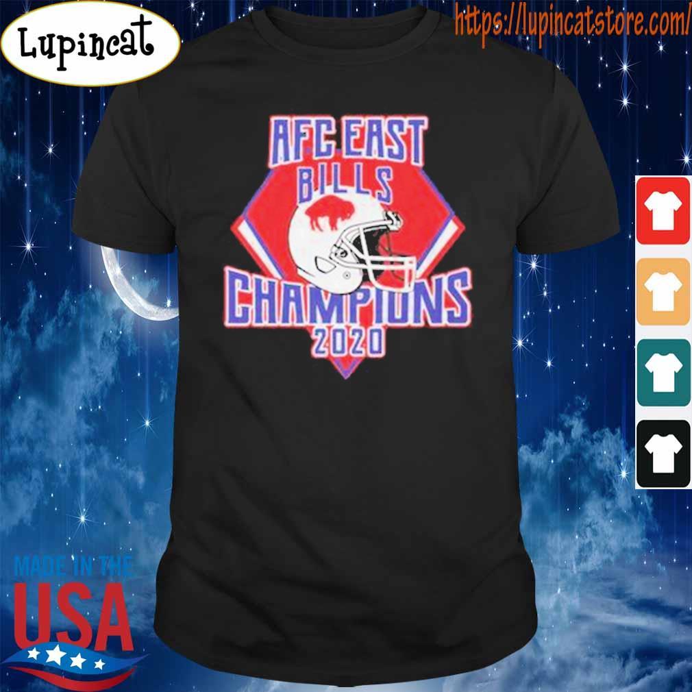 Buffalo Bills AFC East Champions 2020 Pullover shirt