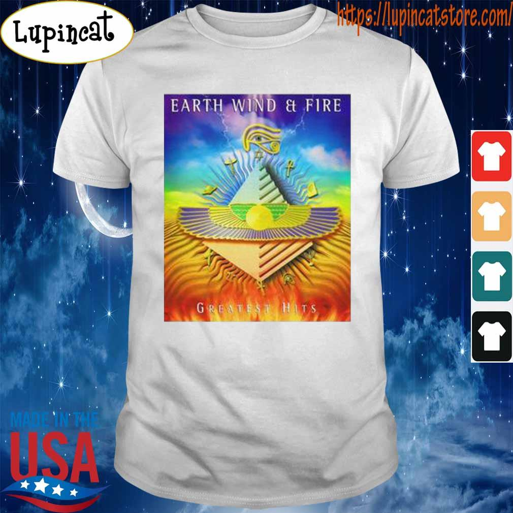 Earth Wind & Fire Greatest Hits shirt